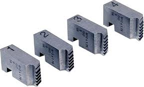 "M18 x 2.5mm Chasers for 3/4"" Die Head S20 Grade"